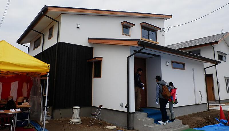 大福の住宅